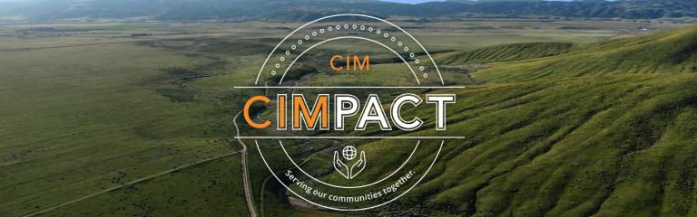 CIMPact - Serving our communities together.